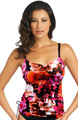 Fantasie Ecuador Underwire Adjustable Tankini Swim Top FS5917