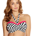 Fantasie Montego Bay Gathered Bandeau Bikini Swim Top FS5977