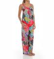 Josie by Natori Sleepwear Laelia Patchwork Printed Pajama Set Y96034