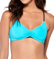 L Space Color Block Wild One Reversible Swim Top CB60T15