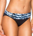 Sunsets High Tide Banded Swim Bottom HITI27B