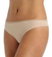 DKNY Downtown Cotton No Visible Panty Line Thong DK1028