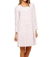 Eileen West Florentine Magic Jersey Short Nightgown 5015976