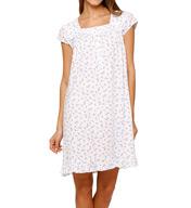 Eileen West Capri Paradise Short Nightgown 5015996