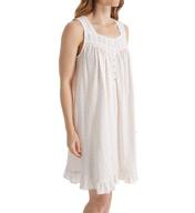 Eileen West Confetti Short Nightgown 5016045