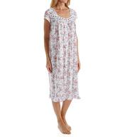 Eileen West Ruby Modal Waltz Nightgown 5016109