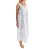 Eileen West Toile Sleeveless Ballet Nightgown 5216064