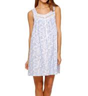 Eileen West Mediterranean Cruise Short Nightgown 5315991