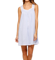 Eileen West Blue Grotto Short Nightgown 5315995