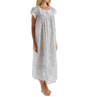 Eileen West Paisley Lawn Ballet Nightgown 5416106