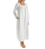 Eileen West Brushed Back Satin Ballet Nightgown 5416135