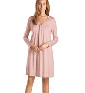 Hanro Astrid Long Sleeve Gown 77872