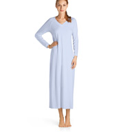 Hanro Pure Essence Long Sleeve Long Gown 77947
