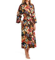 N by Natori Sleepwear Turkish Jewel Printed Robe ZC4017
