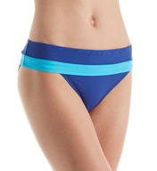 Tommy Bahama Deck Piping Wide Band Hipster Swim Bottom TSW52111B