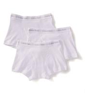 Calvin Klein Classics 100% Cotton Trunks - 3 Pack NB1119