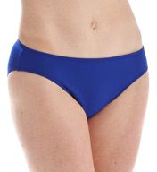 Lauren Ralph Lauren Beach Club Solids Classic Hipster Swim Bottom LR6GA93