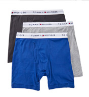 Tommy Hilfiger Basic 100% Cotton Boxer Brief - 3 Pack 09TE001